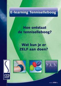 tenniselleboog, cursusboek en E-learning