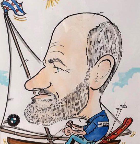 Op 12 juli 2017 is Johan 40 jaar in dienst bij Fysio Bruggeman
