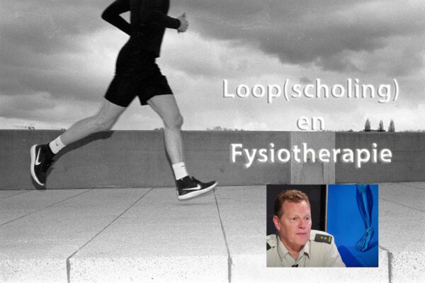 loopscholing, fysiotherapie